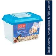 Aqua Culture Pet Carrier for Small Animals, Amphibians & Fish