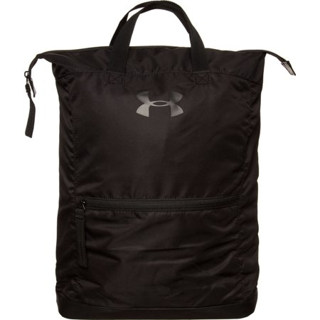 ff3f6e0bc671 Under Armour - Women s UA Multi-Tasker Backpack OSFA Black Black -  Walmart.com