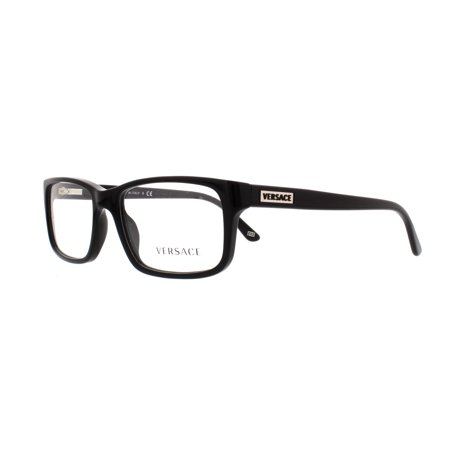 86b01071ce2 UPC 725125720632 product image for VERSACE Eyeglasses VE3154 GB1 Black 54MM