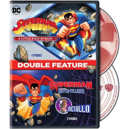 Superman: A Little Piece Of Home/Superman Super Villains: Metallo