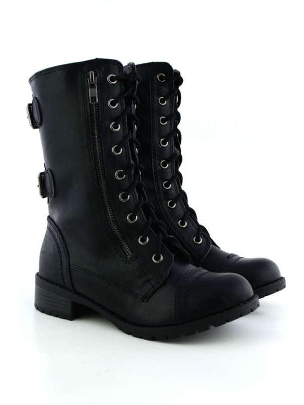 Military Combat Boots Women
