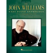 The John Williams Easy Piano Anthology (Paperback)