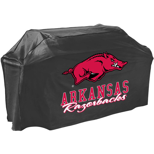 Mr. Bar-B-Q Arkansas Razorbacks Grill Cover, Large