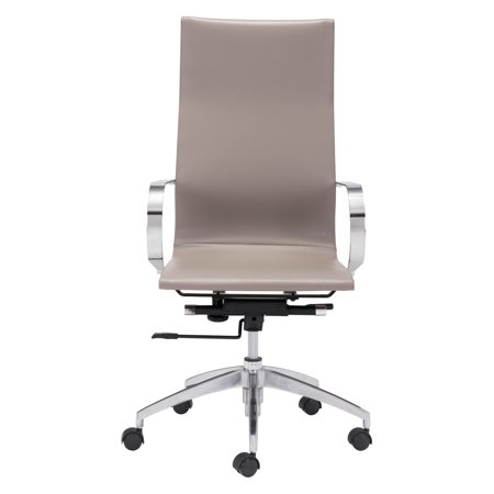 Zuo Modern Contemporary Glider High Back Executive Office Chair
