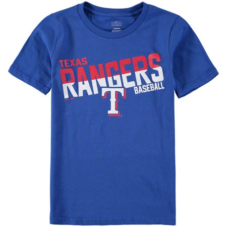 Texas Rangers Youth Alternate All Meshed Up T-Shirt -