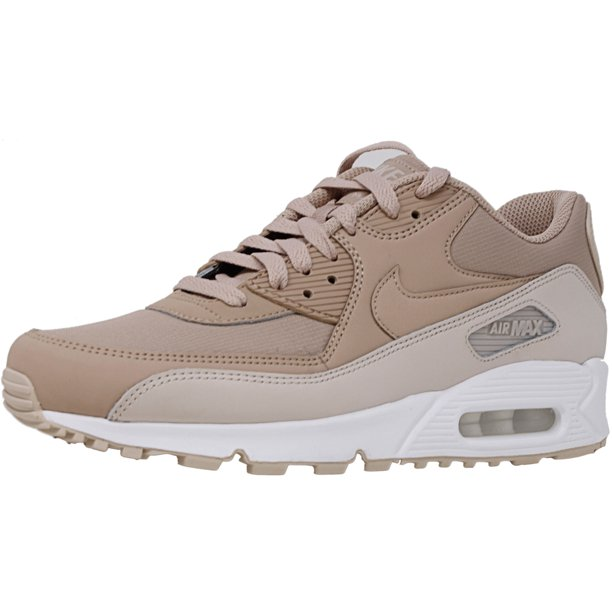Nike Men's Air Max 90 Essential Desert Sand / White Ankle-High ...