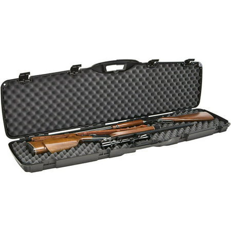 Plano Sports & Outdoors Protector Series Double Gun Storage Case, Black Paintball Gun Rifle Case