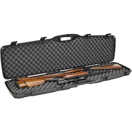 Plano Sports & Outdoors Protector Series Double Gun Storage Case, Black
