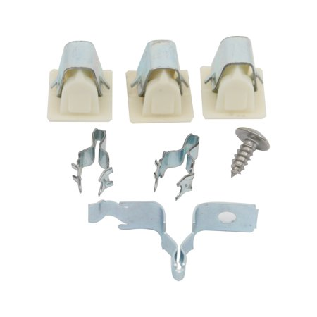 279570 Dryer Door Latch Kit Replacement for Estate TEDS840JQ3 Dryer - Compatible with 279570 Door Latch Kit - UpStart Components Brand - image 2 of 2