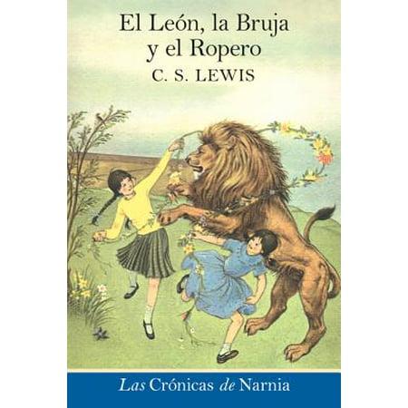 El leon, la bruja y el ropero - eBook