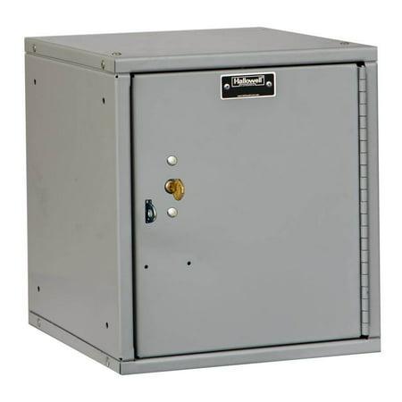 Modular Locker with Solid Door