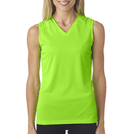 Ladies Sleeveless Performance T-Shirt 4163