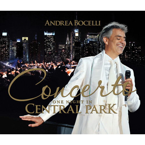 Concerto One Night In Central Park (Live)