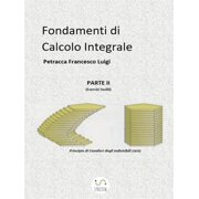 Fondamenti di Calcolo Integrale parte II - eBook