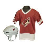 Franklin Sports NHL Kid's Team Set, Phoenix Coyotes