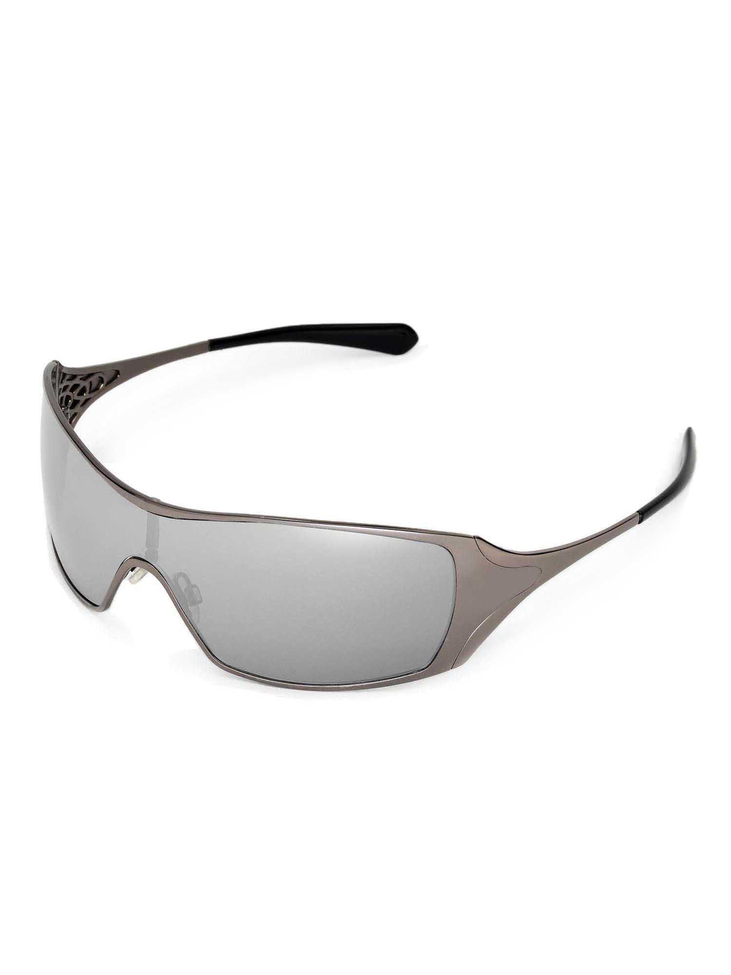 e875462fb293 Walleva - Walleva 24K Gold Polarized Replacement Lenses for Oakley Dart  Sunglasses - Walmart.com