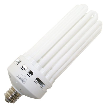 277v Cfl - maxlite 35873 - (277v) 200w cfl light bulb - cfl - 400 w equal - mogul base - 5000k full spectrum