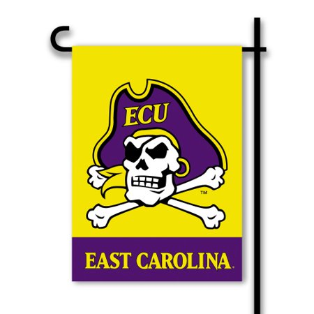 Bsi Products Inc East Carolina Pirates 2-Sided Garden Flag Garden Flag