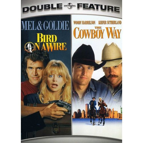 Bird On A Wire   The Cowboy Way Double Feature by UNIVERSAL HOME ENTERTAINMENT