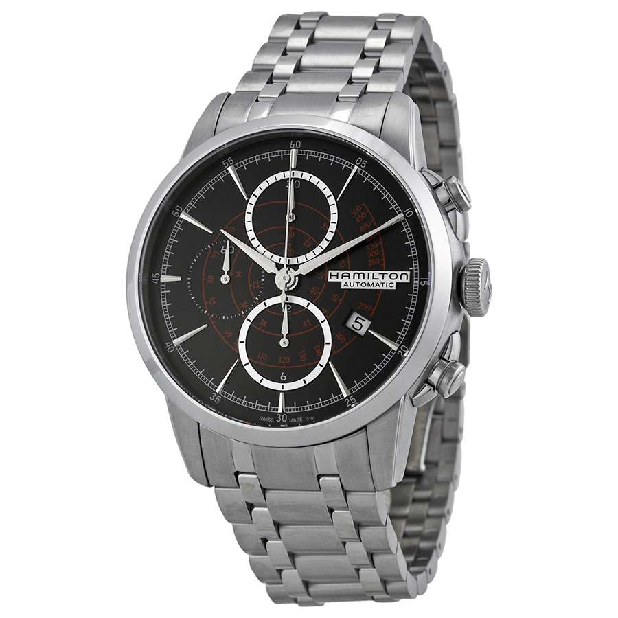 Hamilton Railroad Automatic Mens Watch H40656131 by Hamilton
