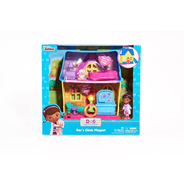 Disney Doc McStuffins Good as New 4-Piece Toddler Bedding Set ...