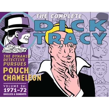 Complete Chester Gould's Dick Tracy Volume 26