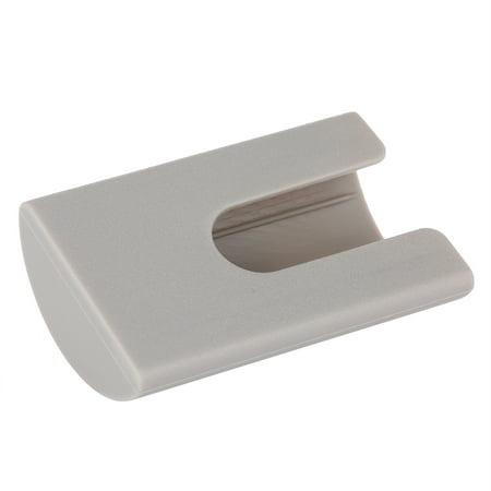 Plastic Double Edge Razor Head Sleeve Long Handle Razor Protective Case Fits All Safety Razor Heads