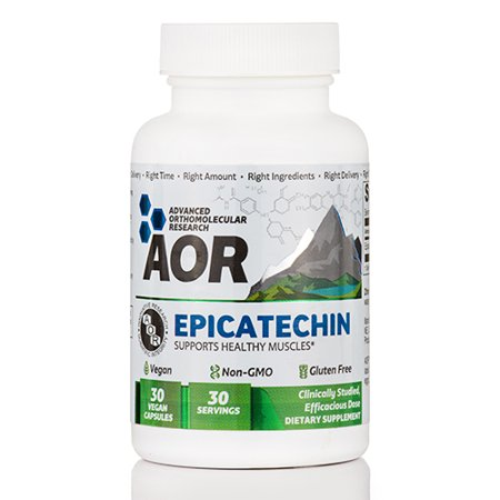 EPIC-X Sport Series- Epicatechin - 30 Vegi-Caps by Advanced Orthomolecular Rese