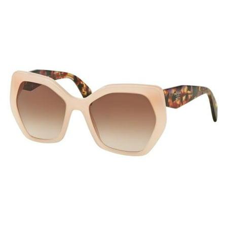 PRADA Sunglasses PR 16RS UEW0A6 Opal Pink 56MM