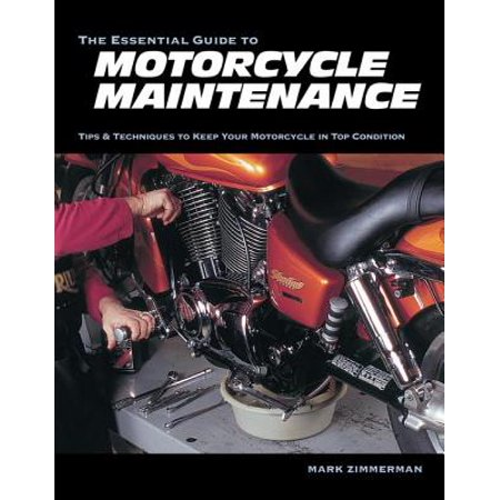 The Essential Guide to Motorcycle Maintenance - eBook