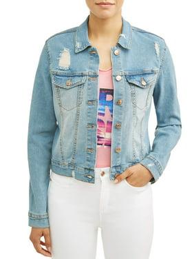 321c654dec Product Image Marianella Destroyed Denim Jacket Women s