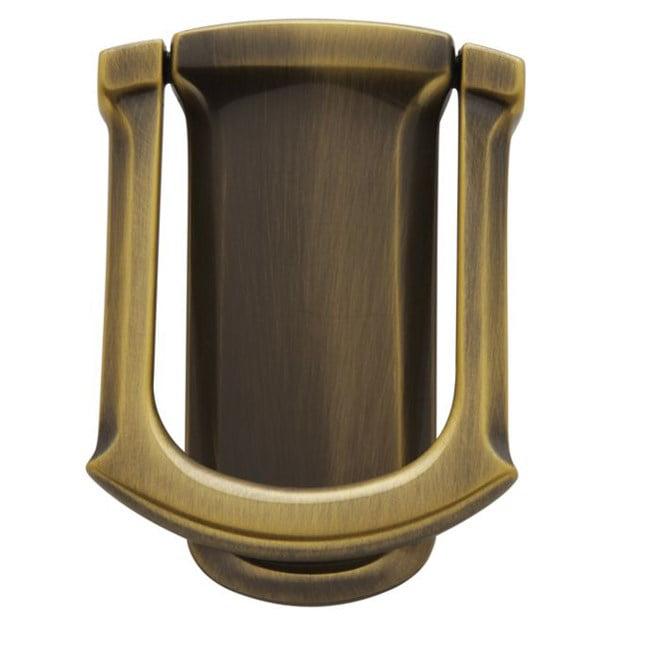 Baldwin 0105.050 Tahoe Door Knocker, Satin Brass and Black Color: Satin Brass and Black, Model: 105.05, Tools & Outdoor Store