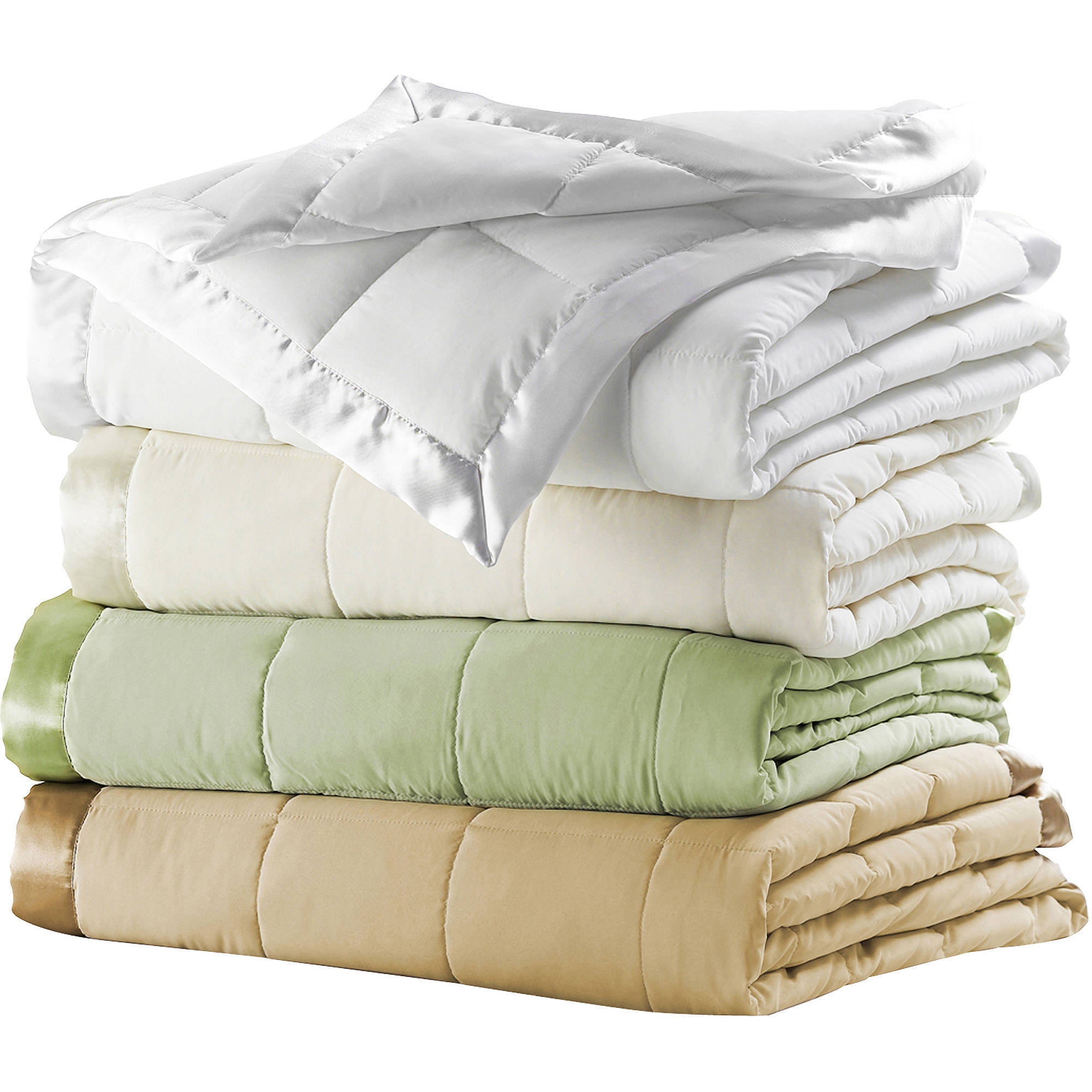 Microfiber Down-Alternative Blanket (Choice of Colors)