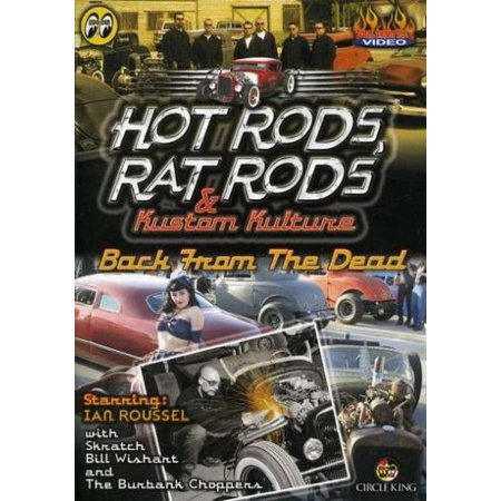 Rat From Tmnt (Hot Rods, Rat Rods: Back From)