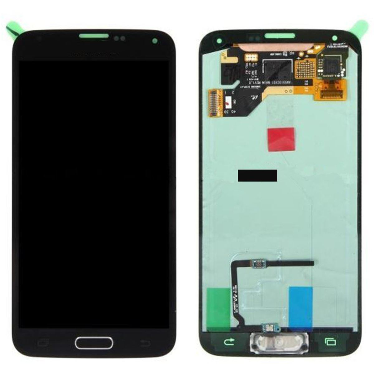 LCD Display & Touch Screen Digitizer Assembly Replacement...