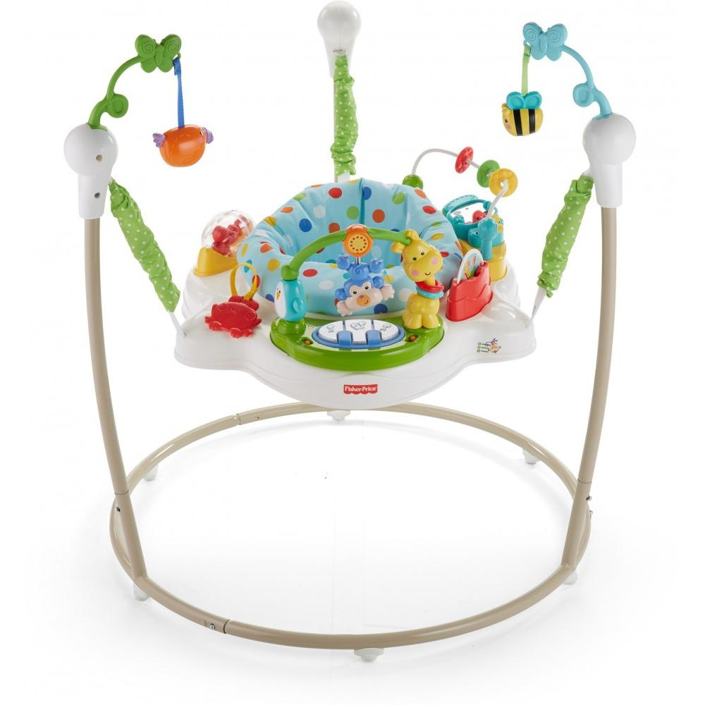 d7c8cd101 Fisher-Price Zoo Party Jumperoo - Walmart.com