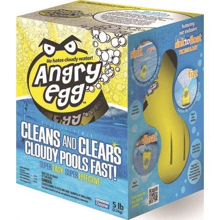 Pool Chemical Angry Egg 5 Poun Walmart Com