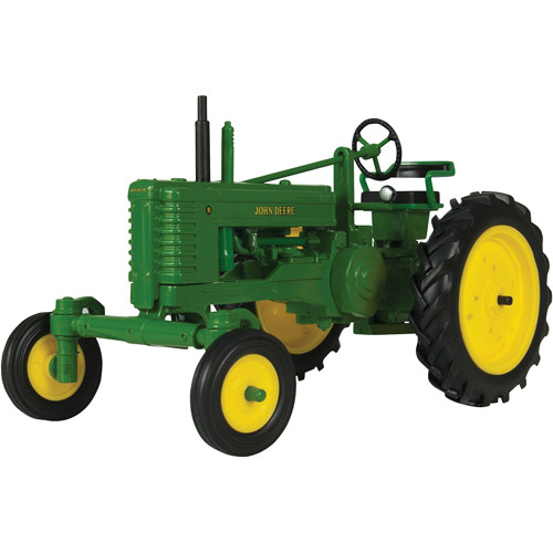 Tomy - 1/16 John Deere Bw Styled Tractor