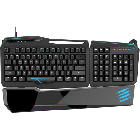 Mad Catz STRIKE Tournament Mechanical Game Keyboard