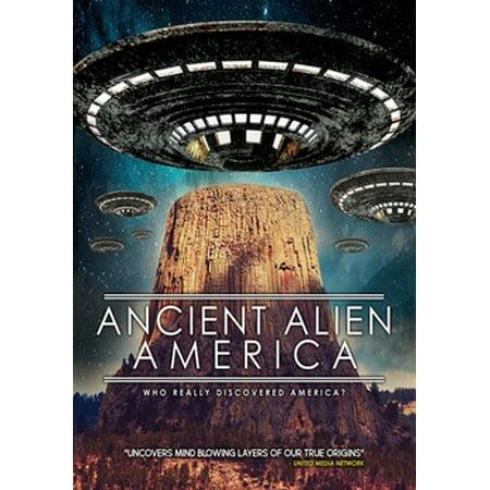 Ancient Alien America (DVD)