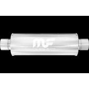 MagnaFlow Muffler Mag SS 7X7 30 4.00/4.00 C/C