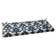 Pillow Perfect Outdoor/ Indoor Bosco Navy Bench Cushion