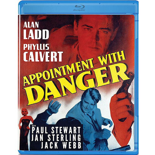 Appointment With Danger (Blu-ray) OLIBROF865