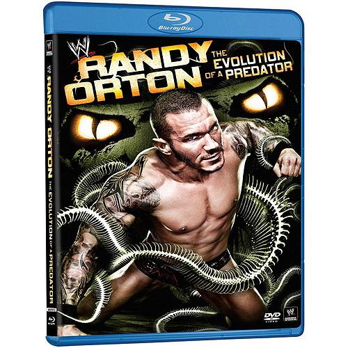 WWE: Randy Orton: The Evolution Of A Predator (Blu-ray)