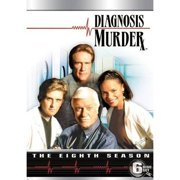 Diagnosis Murder: The Complete Eighth Season by