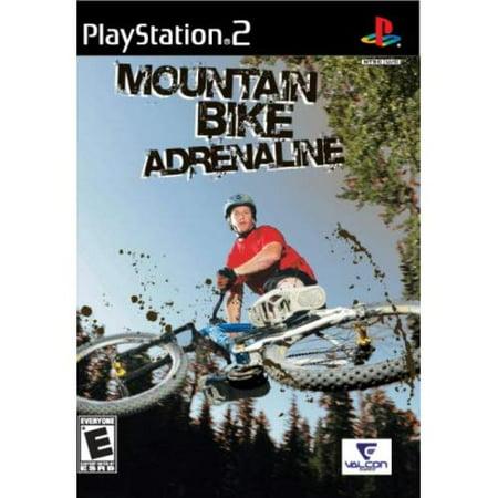 Refurbished Mountain Bike Adrenaline For PlayStation 2 PS2