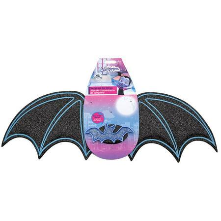 Disney Junior Vampirina Glow-in-the-Dark Bat Wings for Kids Costume