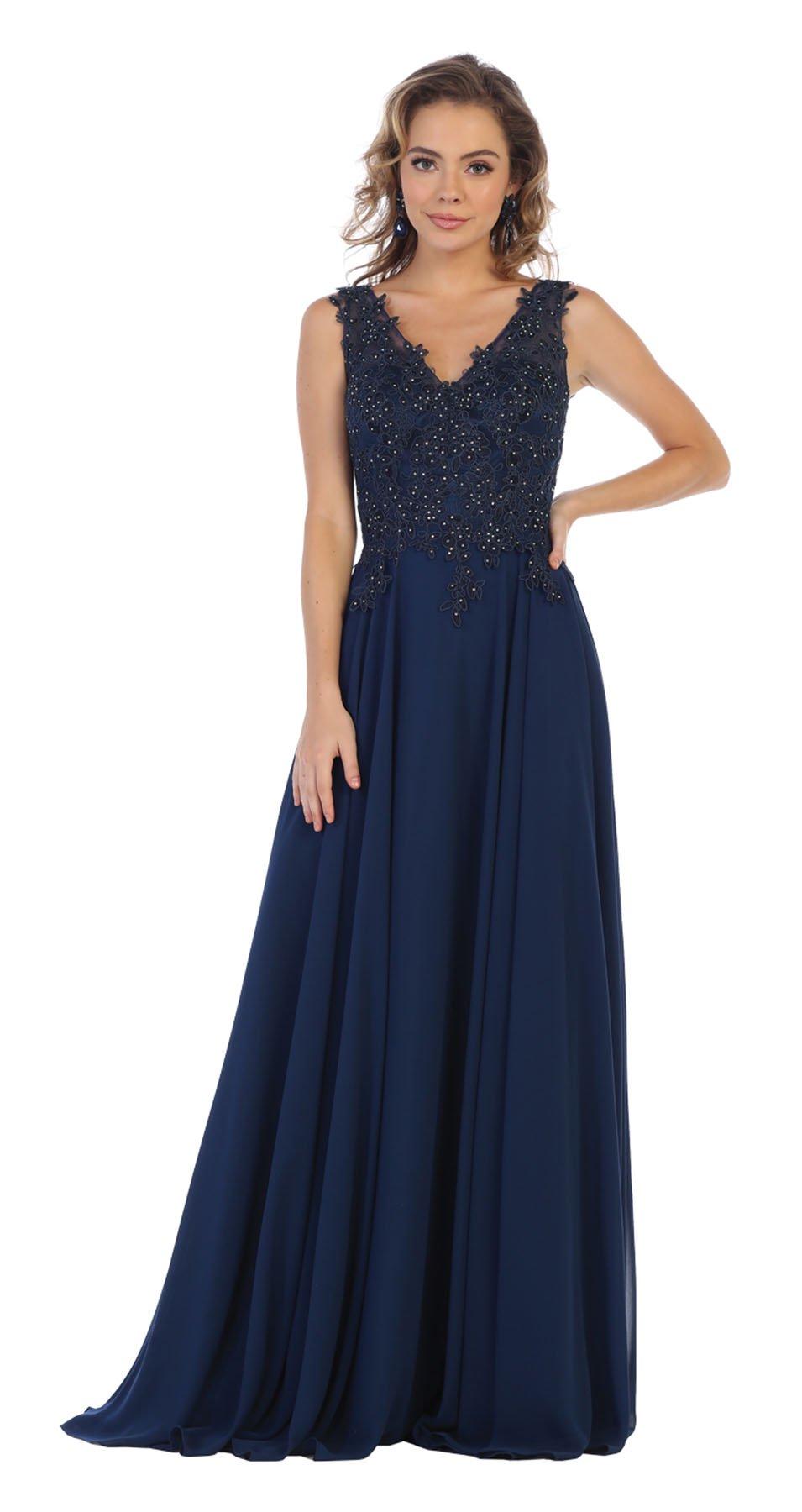Flowy Evening Dresses