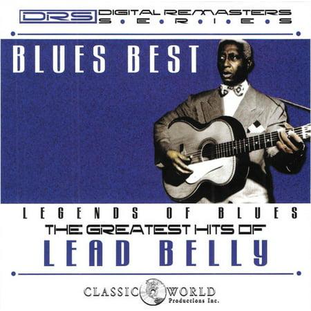 Blues Best: Greatest Hits (CD)