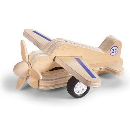 Stanley Jr  Truck Catapult Wood Building Kit
